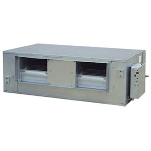 Dantex DF-1600T1/L Канальный высоконапорный фанкойл в корпусе 70 - 100 Паскалей