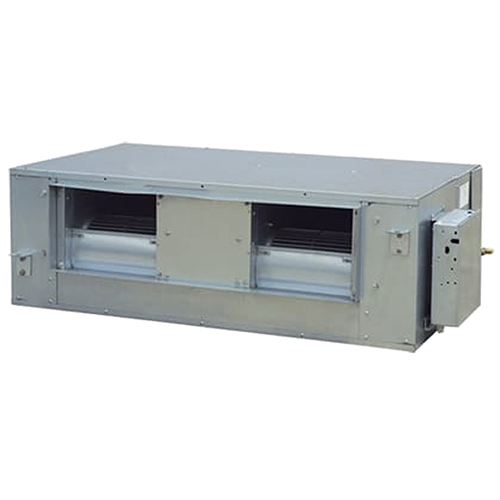 Dantex DF-2200T1/L Канальный высоконапорный фанкойл в корпусе 70 - 100 Паскалей