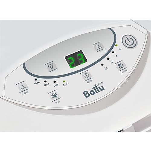 BALLU Кондиционер мобильный  BPAC-18 CE SMART Pro