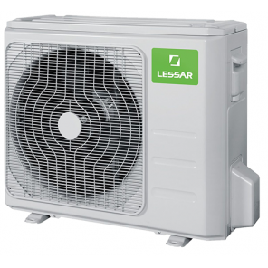 LESSAR LU-2HE14FOA2 Внешний блок мульти сплит-системы на 2 комнаты eMagic Inverter