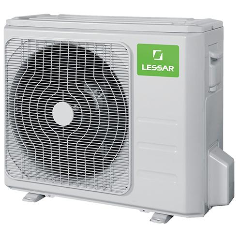 LESSAR LU-2HE18FMA2 Внешний блок мульти сплит-системы на 2 комнаты eMagic Inverter