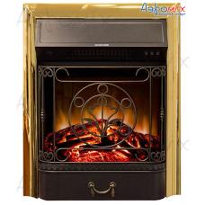 RealFlame  Электроочаг стандартный Majestic Lux Brass
