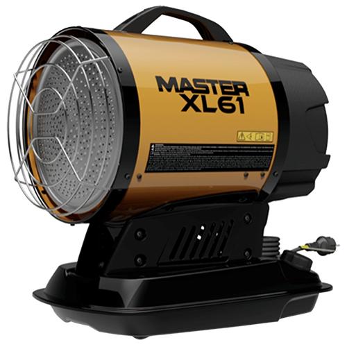 MASTER XL 61 Жидкотопливные инфракрасные нагреватели воздуха