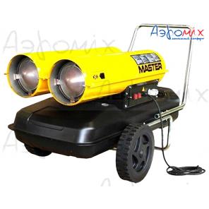 Жидкотопливные нагреватели воздуха прямого нагрева   Master B 300 CED