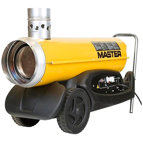 MASTER BV 69 Жидкотопливные нагреватели воздуха непрямой нагрев
