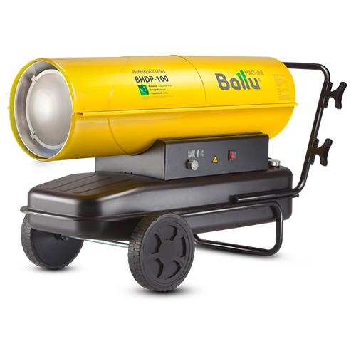BALLU BHDP-100 Дизельные тепловые пушки TUNDRA, прямой нагрев