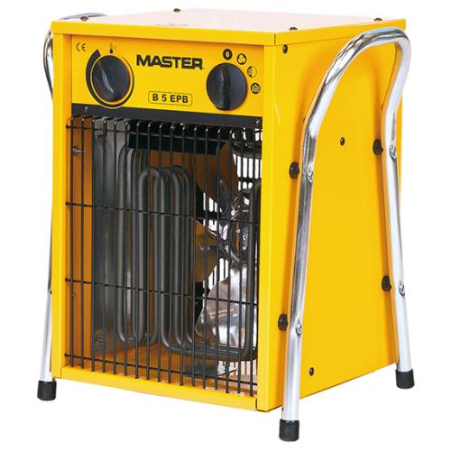 MASTER B 5 EPB (400V) Электрические нагреватели воздуха
