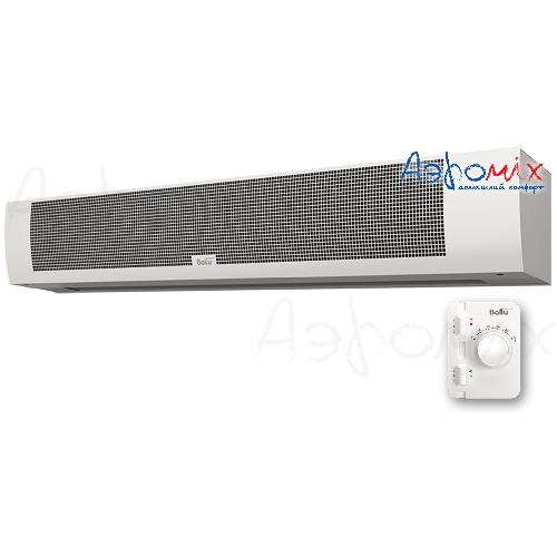 BALLU  Промышленные электрические тепловые завесы   BHC-H20T24-PS Professional standard