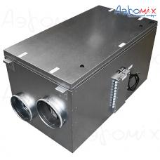 Приточно-вытяжная вентиляционная установка  OSTBERG  HERU 75 S 2A