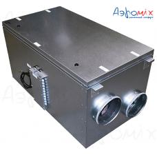 Приточно-вытяжная вентиляционная установка  OSTBERG  HERU 100 S EС A