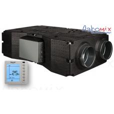 Приточно-вытяжная вентиляционная установка  SHUFT  NOVA-300 Sensitive