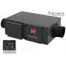 ROYAL CLIMA RCV-500 + EH-3400  Приточно-вытяжная установка  VENTO